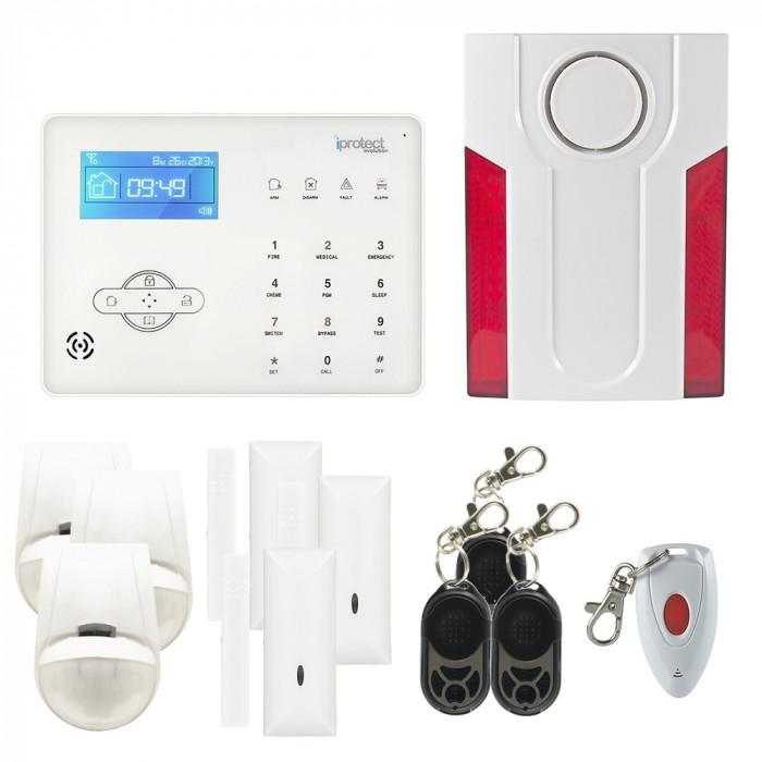 Alarme GSM iProtect Evolution